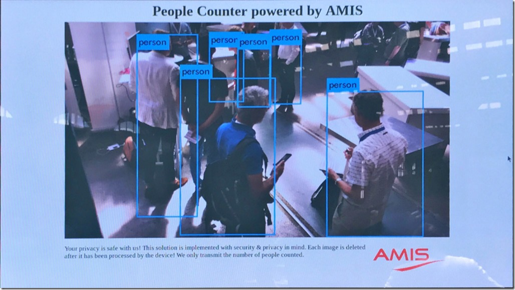 PeopleCounter part one: Counting People - AMIS Oracle and Java Blog