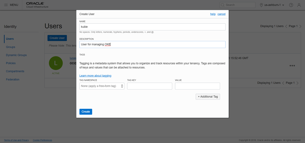 Get going quickly with Command Line Interface for Oracle Cloud