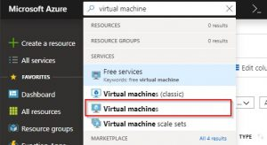 How to deploy InfluxDB in Azure using a VM service with
