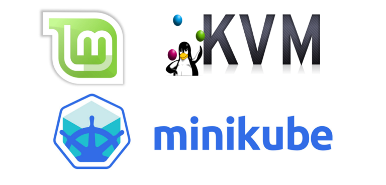 Minikube on KVM on Linux Mint 19.1