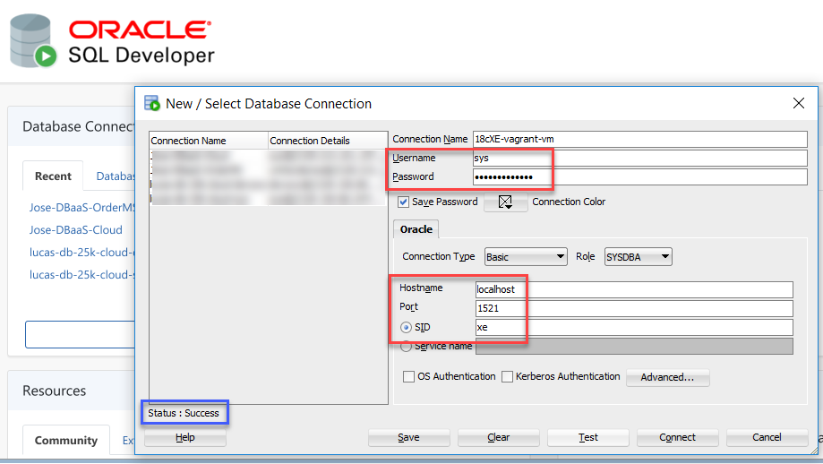 Extremely convenient way to run free Oracle Database 18c on