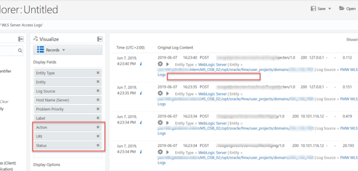 Custom Log Parser in OMC Log Analytics to deal with Extended