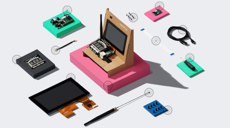 AndrIoT, an internet of things enabled phone, part 1