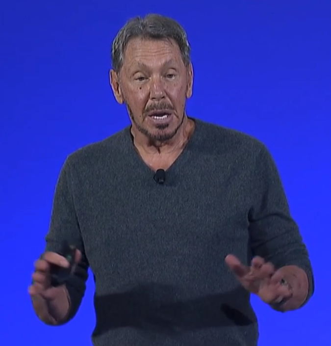 Highlights from Oracle OpenWorld 2019 – Larry Ellison's Key-Notes