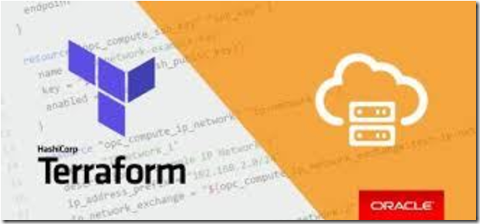 Very first steps in Oracle Cloud Infrastructure as Code with Terraform