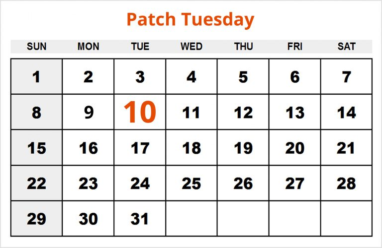How to dynamically Schedule EM Blackouts after PatchTuesday
