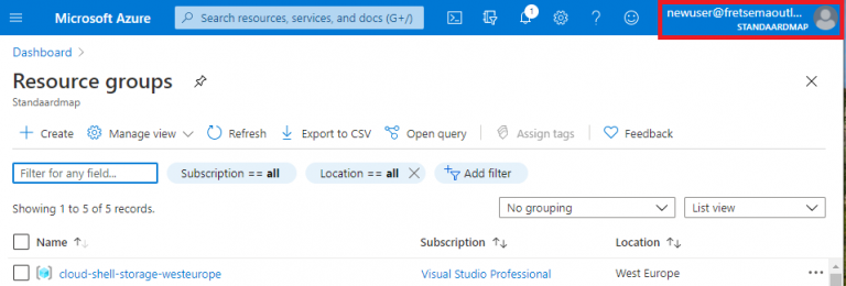 How to add a user in Azure Active Directory