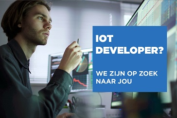 IoT developer vacature