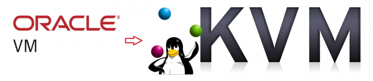Migrate Oracle VM to KVM easily and without reconfiguration