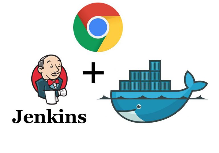 How to run Jenkins with Chrome from a Docker container