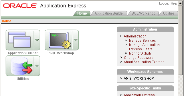 Exporting data from Oracle to Excel with ApEx - and vice