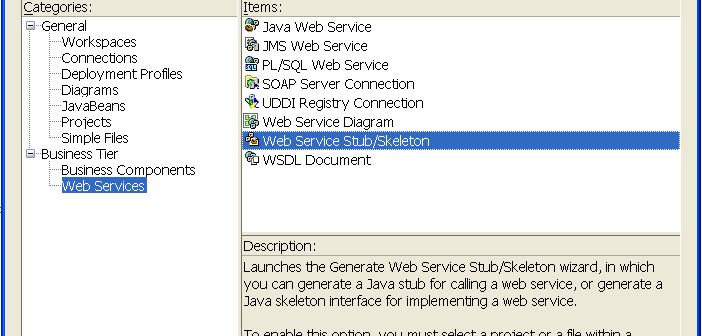 Connecting to a webservice from an adf application using jdeveloper connecting to a webservice from an adf application using jdeveloper 1012 ccuart Images