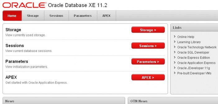 How to install oracle express edition 11g: 12 steps.