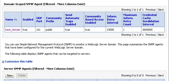Enabling SNMP traps in the Oracle Service Bus - AMIS Oracle and Java