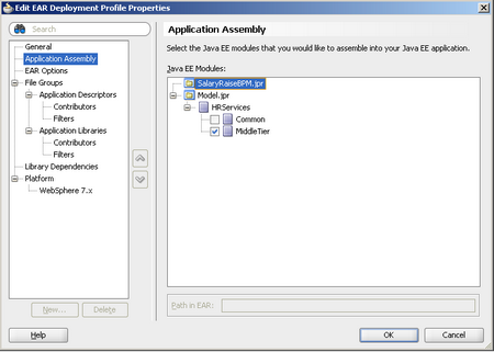 022 defineApplicationAssembly