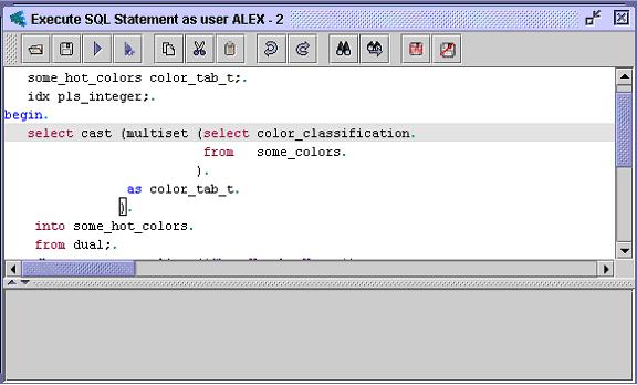 JDBE-SQL-Editor