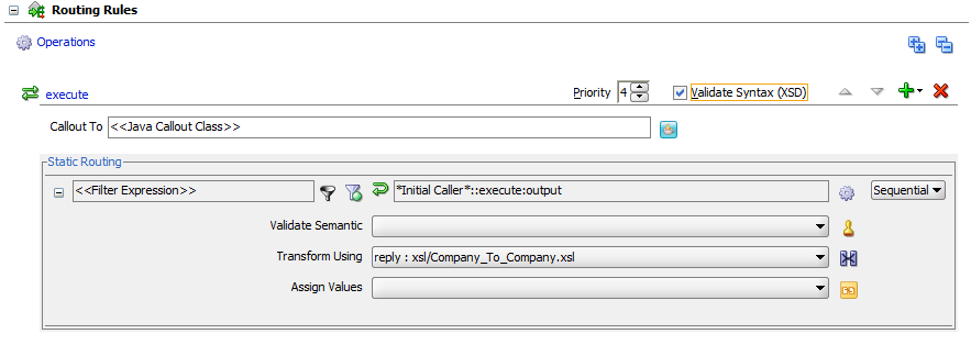 Business Validation in Oracle SOA Suite 11g using Schematron - AMIS
