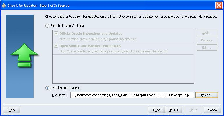 how to download jsf file