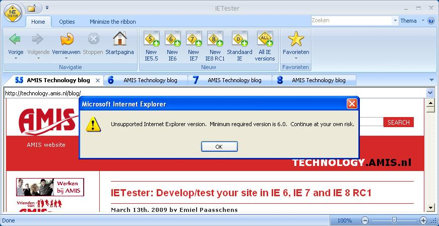 internet explorer 5.5 descargar gratis