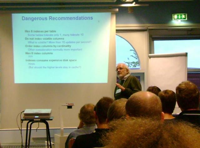 Dangerous Recommendations - MOOW 2007