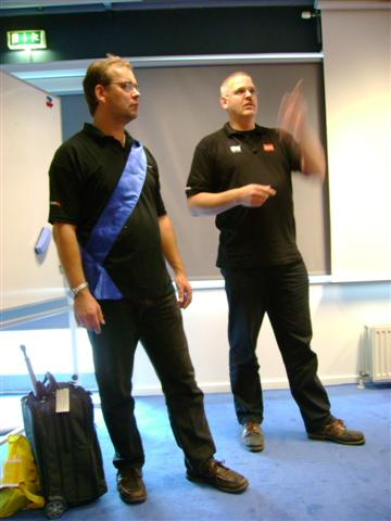 Mogens and Carel Jan Engel - MOOW 2007