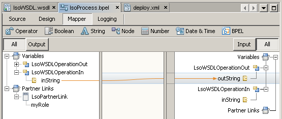 Running a BPEL process created with Netbeans in Apache ODE - AMIS