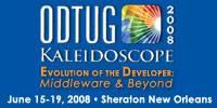 ODTUG 2008 logo