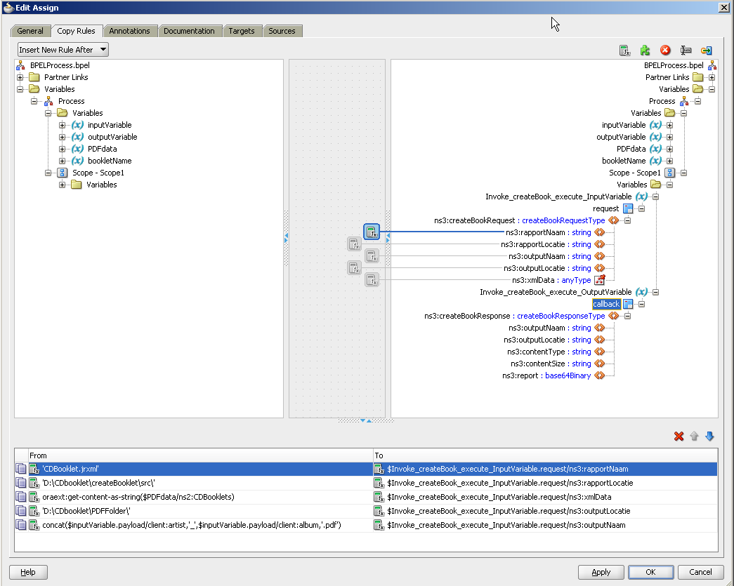 Create a JasperReport from Oracle BPEL - AMIS Oracle and