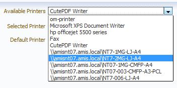 printerList