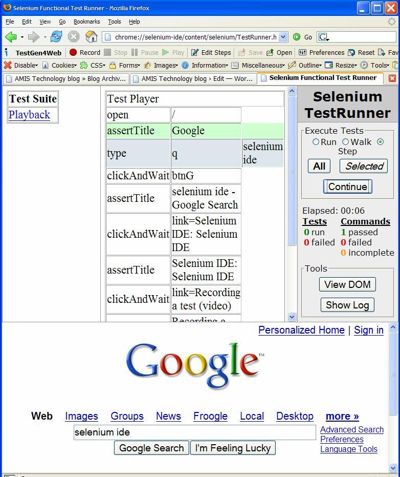 Selenium Ide Plugin For Firefox Easy Black Box Web