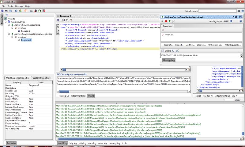 OWSM Custom x509 Assertion - Part 2 - Creating outgoing client