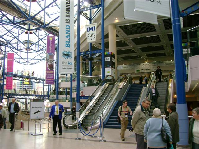 The site - UKOUG 2007