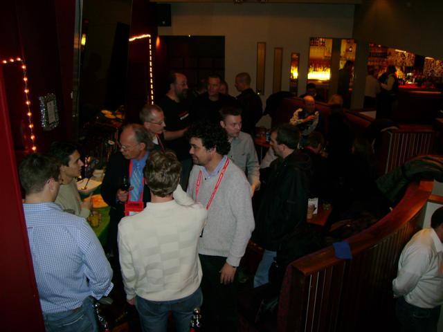 Bloggers Meeting at UKOUG 2007