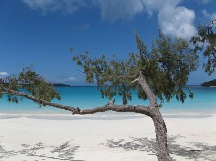 Ile des Pins, Baie de Kuto